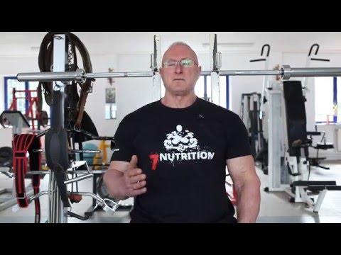 Ćwiczenia na wzmocnienie mięśni brzucha