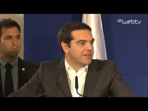 Δηλώσεις του Πρωθυπουργού στο πλαίσιο της Τριμερούς Ελλάδας – Κύπρου – Ισραήλ