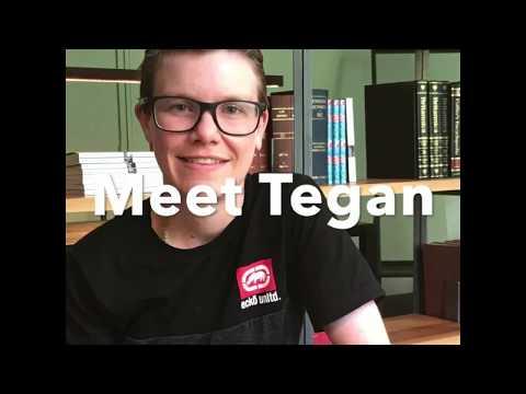 Meet Tegan: My Intern