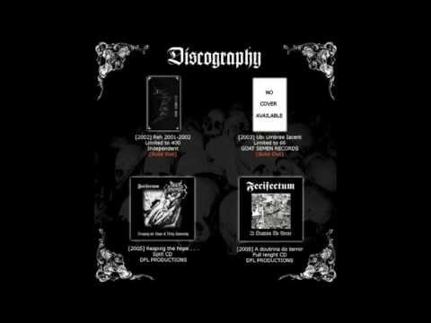 Fecifectum Blasphemic Visions In a Cursed Room (Promo Track)