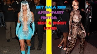 Met Gala 2019 After-Party Photos: Best & Worst Looks