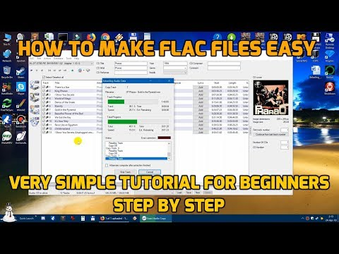 Music on Plex! How to Backup CDs to FLAC, Smart Playlists, and More