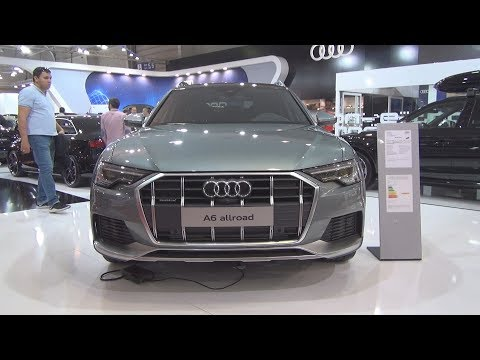 Audi A6 Allroad 55 TDI quattro 349 hp 8AT Tiptronic (2020) Exterior and Interior