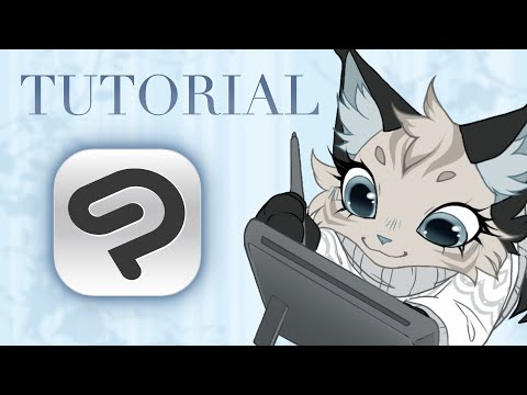How to animate in ClipStudioPaint   Tutorial