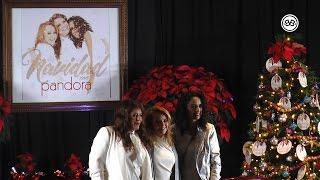 """PANDORA   Presenta """"Navidad Con Pandora""""."""