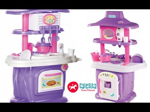 693e1899df Mini Cozinha Infantil C  Água E Som Le Grand Chef Calesita - R  364 ...