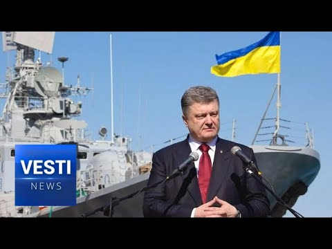Poroshenko Lied! Ukrainian Navy NOT Given Any New Tech, Money All Stolen by Oligarch-in-Chief!