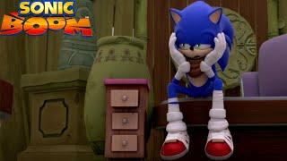 Sonic Boom   Episode 47   Comme des lions en cage 🦁  Dessin animé