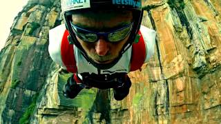 Прыжок с водопада Анхель / Amazing Waterfall BASE Venezuella (100% GoPro)