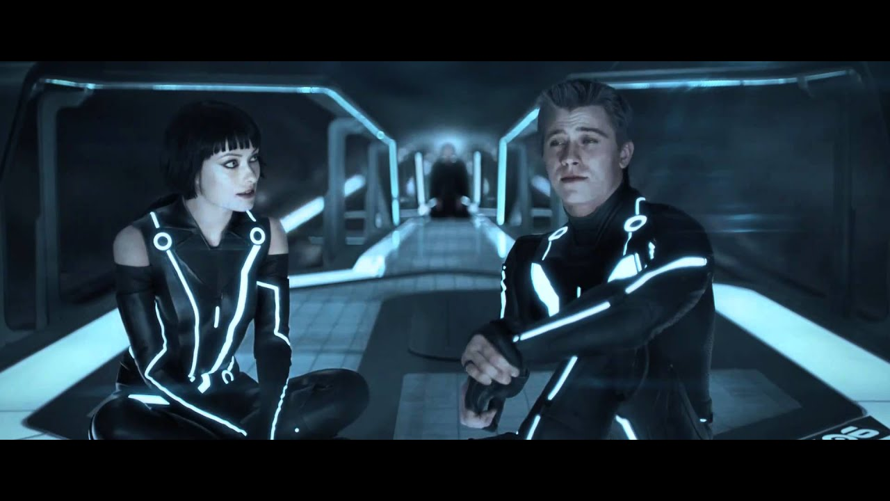 New Tron Legacy Trailer Is A 2:32 Visual Orgy