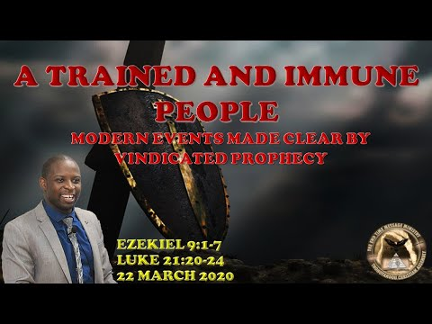 A Trained and Immune People