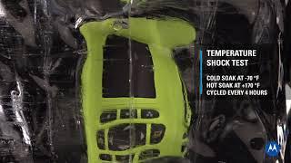 APX Radio Ruggedness: Temperature Test