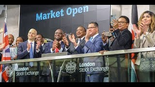 Kenya's first green bond has been cross-listed at the London Stock