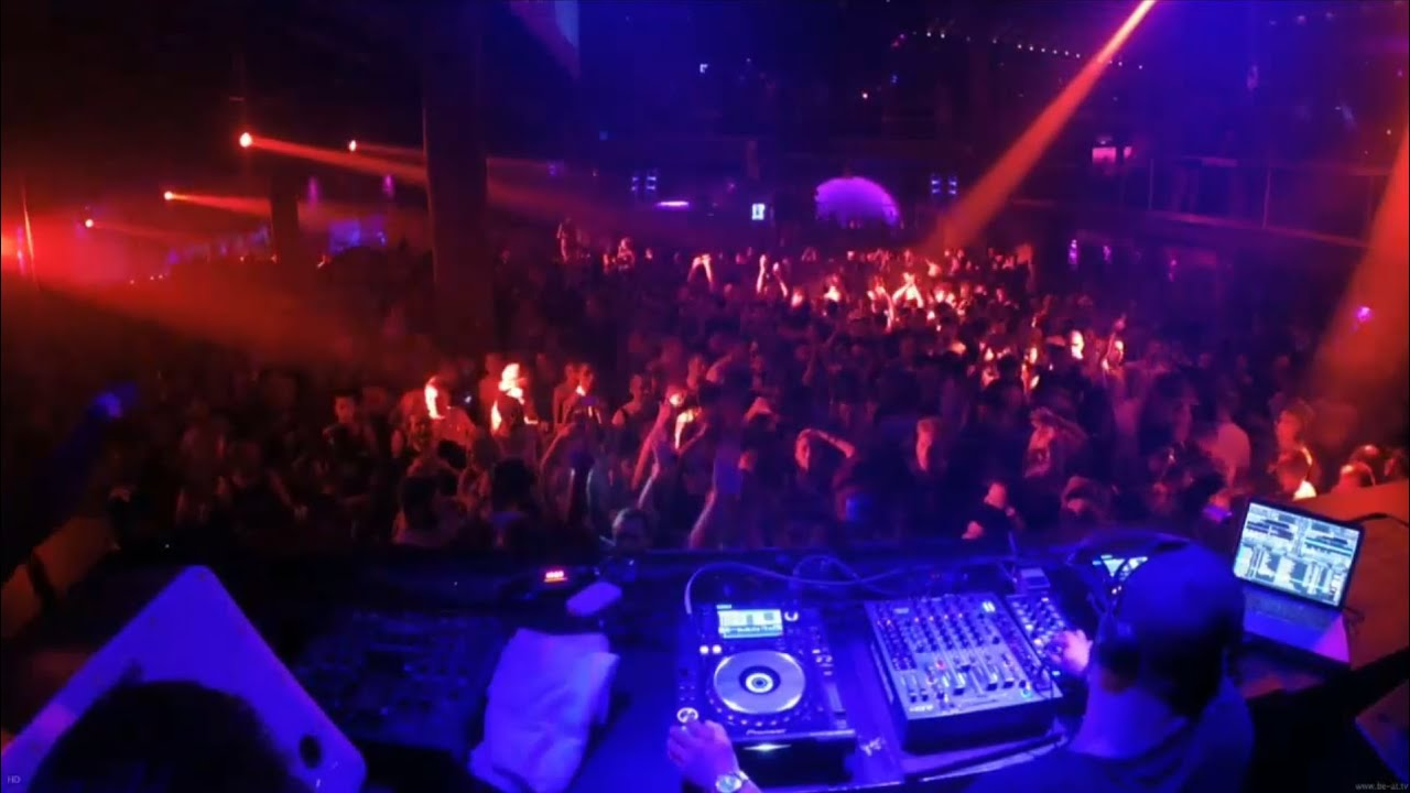 Joseph Capriati - Live @ Amnesia Closing Party 2014