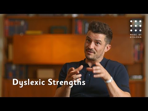 Screenshot of video: Dyslexia Awareness Module 2