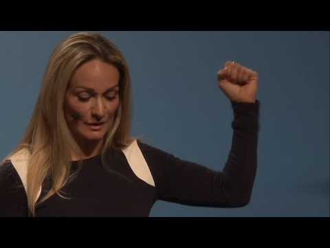 Eva Kruse: Changing the world through fashion - TEDx