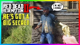 DO NOT Be Nice To This Homeless Veteran In Red Dead Redemption 2 Or Else This Will Happen To You!