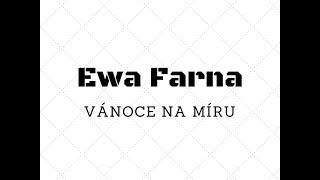 Ewa Farna - Vánoce na míru/text