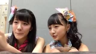 20161214山本彩加NMB48研究生SHOWROOM