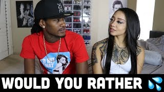 WOULD YOU RATHER (DIRTY EDITION)