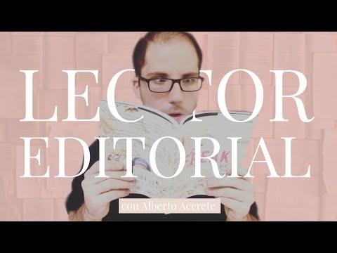 Ep. 10  ¿Qué es un lector editorial? con Alberto Acerete   La Biblioteca Ambulante  PODCAST