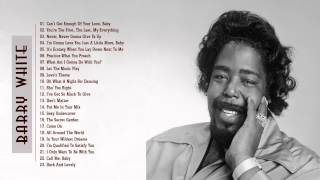 Barry White : Greatest Hits - The Best Album of Barry White
