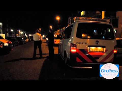 Zwaargewonde bij schietpartij Breesdestraat Rotterdam