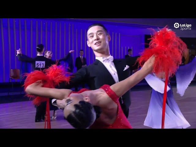 2020 WDSF World Open Standard Benidorm | DanceSportTotal