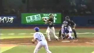 2006.6.29山口俊プロ初登板・初先発・初勝利