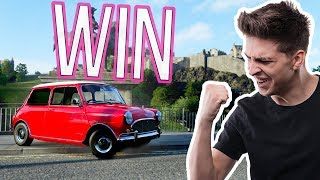 MINI ONLY CHALLENGE WIN   FORZA BATTLE ROYALE