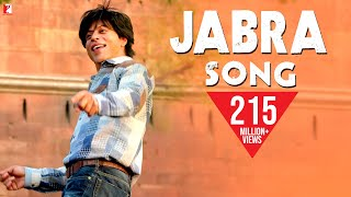 Jabra - Song | FAN | Shah Rukh Khan | Nakash Aziz