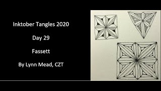 Inktober 2020 Day 29 Fassett