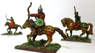 Horse archers - the unbeatable troops?