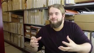 Ty Cerdd Video Interview