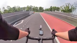 Highlights of Cycling Lane Ride In FPV 2020 5 3