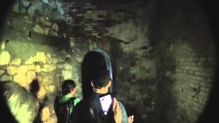 preview picture of video 'Sotto il Forte Scrima: le gallerie e le feritoie'