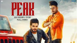 Peak : Karaj Randhawa Ft. Dj Flow (Official Song) Latest Punjabi Songs 2019   Geet MP3