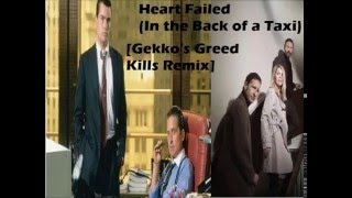 Heart Failed (In the Back of a Taxi) [Gekko's Greed Kills Remix] - Saint Etienne