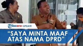 Buntut Viral Video Anggota Dewan Pesta Miras dan Joget di Kantor, Ketua DPRD Malaka Minta Maaf