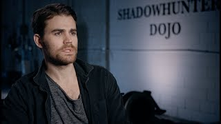 Vampire Diaries' Paul Wesley Talks Directing Shadowhunters - EXCLUSIVE