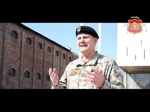 Saludo del Comandante en Jefe en los 210 años del Ejército de Chile