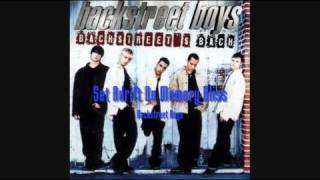 Backstreet Boys   Set Adrift On Memory Bliss (HQ)