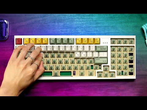 The world's most exclusive mechanical keyboards