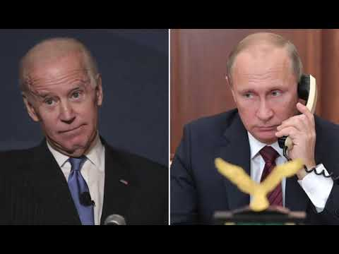 "Biden Declares a ""National Security Emergency"" Over Russia With New Executive Order"
