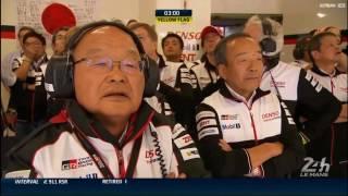 24 Hours of Le Mans 2016 - Drama Finish
