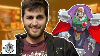 Ultron VS Sigma Questions Answered   DEATH BATTLE Cast