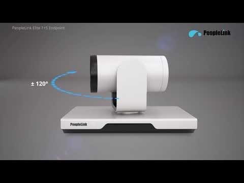 PeopleLink Desktop Video Conferencing System