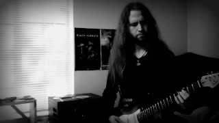 Bathory - Vinterblot (guitar cover II)
