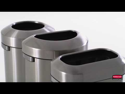 Product video for Refine 15 Gal Slim Stainless Steel