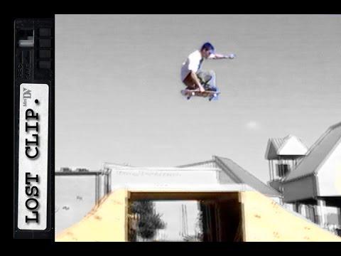 Tim O'Connor Lost & Found Skateboarding Clip #113